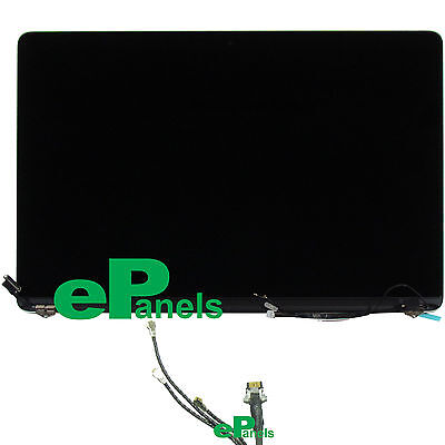 "15"" Apple MacBook Pro A1398 Retina Display Compatible Full LCD Assembly Mid 2012"