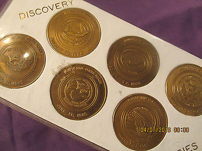 Discovery Series Commemorative Coins Set