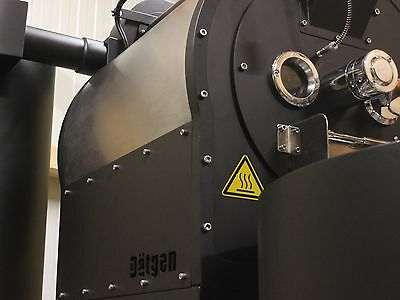 Dätgen Roasters DR12 Coffee Roaster with Dungs Combustion Controller