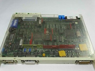 SIEMENS SIMATIC S5 Positionierbaugruppe WF721E 6FM1721-3AA20 Version: A2 (4669)