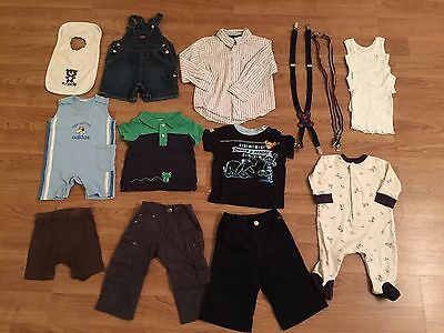 THE LOT BULK Baby Boy Clothing Adidas Fred Bare Guess Esprit GAP Carters Disney