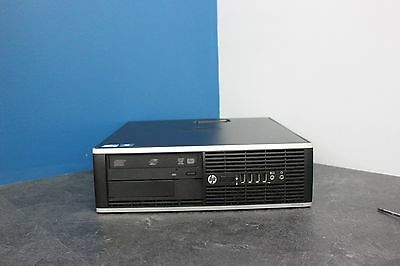 HP Compaq 8300 Elite Intel Core i5 3.40GHz 4GB RAM without  HDD