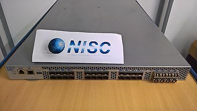 EMC MP-8000B Brocade 8000 Switch 10Gb Ethernet SFP+, FCOE and Fibre Channel