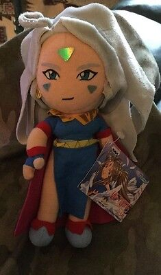 "2000 Banpresto URD Anime UFO Catch RARE Anime Ah My Goddess 8"" Plush Doll"