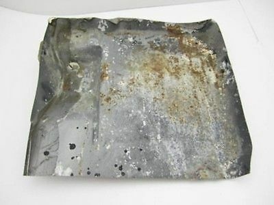 Corvette OEM Passengers Side RH Metal Floor Pan Rear Seat L1977-1982