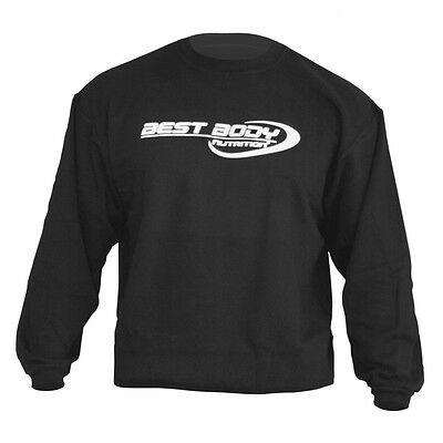 Best Body Nutrition Sweatshirt black for Training and Leisure