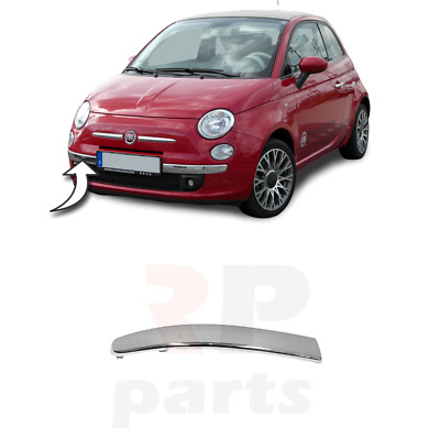 Fiat 500X POP STAR LOUNGE Front Tow Eye Cover Unpainted New Genuine 735633861
