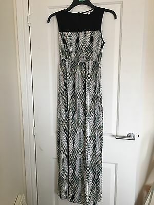 Red Herring Maternity Maxi Dress Size 8
