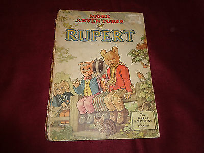 'More Adventures of Rupert' Daily Express Annual 1953