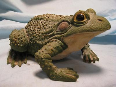 Resin FROG/Toad  indoors/outdoor/decor