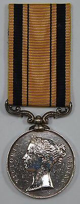 Victoria South Africa Medal 1853 To Drummer Boy Donald McInnes 74th Highlanders