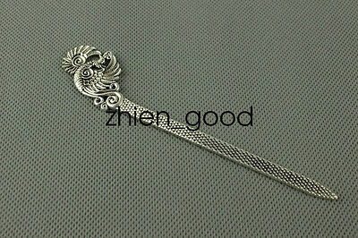 China new noble fashion Tibet silver carving Fancy Hairpin CZQQ119