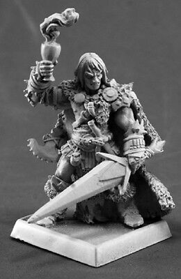 Pathfinder Miniatures Reaper 60189 Kevoth-Kul the Black Sovereign