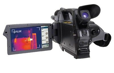 BRAND NEW flir p640 thermal imaging thermography infrared camera t640 ir imager