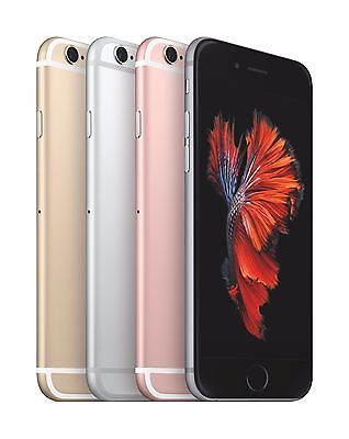 Apple iPhone 6s 16GB (GSM Unlocked) iOS Smartphone - Gold/Rose Gold/Silver/Gray