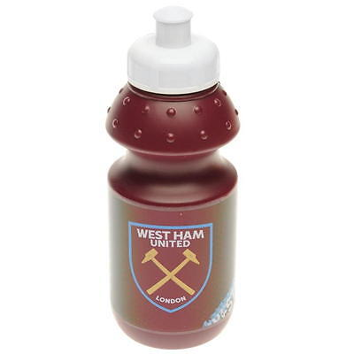 Wholesale Joblot 120 X West Ham Water Bottles RRP £5 Each (price tag attached)