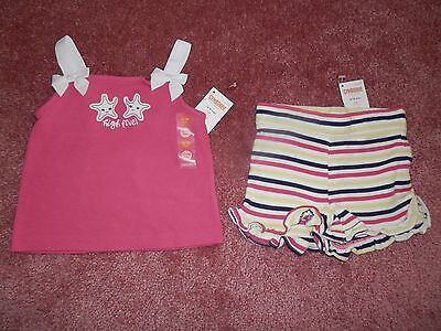 Baby Girl Gymboree Outfit Set Size 12 18 Months NEW NWT