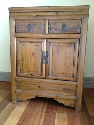 Antique furniture chinese cabinet