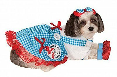 Rubies Costume Wizard of Oz Collection Pet Costume New