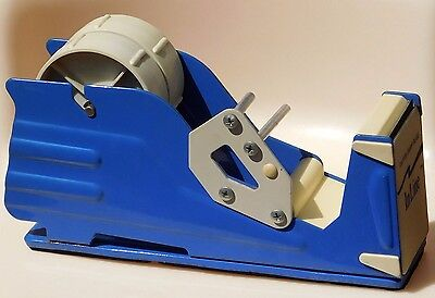 "INLINE Heavy Duty 2"" Tape Dispenser Great for Packing Packages Boxes !"
