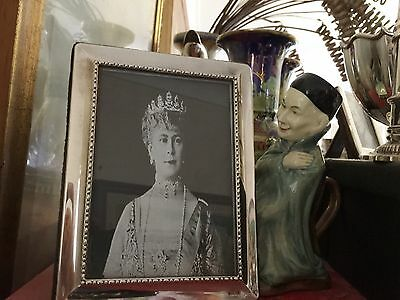 Sterling Silver Photo Frame - Carrs of Sheffield - 1997