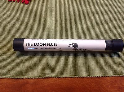 The LOON Flute - Free Shipping - Loon Call - Wail - Tremolo - Yodel - Hoot