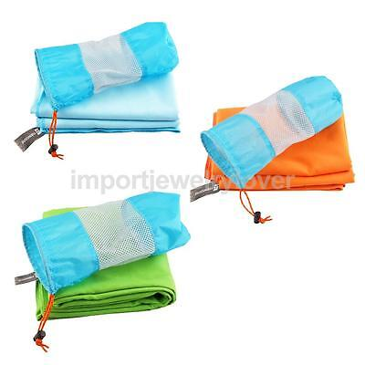 """31.5"""" x 51"""" Super Absorbent Quick Drying Bath Towel for Swimming Beach Camping"""