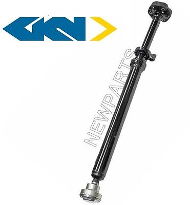 NEW VW Touareg Rear Propeller Shaft Driveshaft Transfer Case to Differential GKN