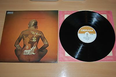 EAST OF EDEN Mercator Projected UK LP NICE 1969 MONO 1st DERAM DML 1038