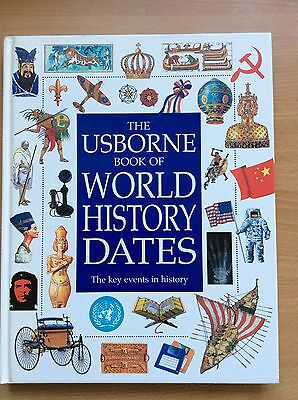 The Usbourne Book of World History Dates