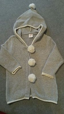 Seed Heritage Baby Cardigan - Size 0 (6-12 Months)