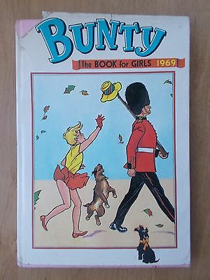 Bunty Annual The Book For Girls 1969