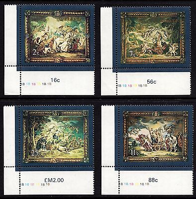 Malta 1979 Tapestries Complete Set SG 615 - 8 Unmounted Mint