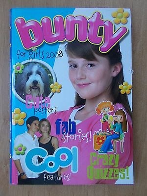 Bunty Annual The Book For Girls 2008