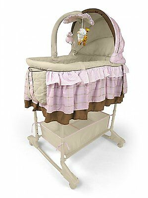Sweet Melody Cradle, Pink