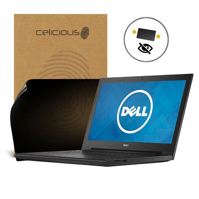 Celicious Privacy Dell Inspiron 15 i3543 [2-Wege-Filter] Displayschutzfolie