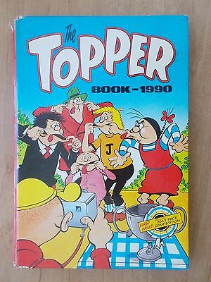 The Topper Book Annual 1990