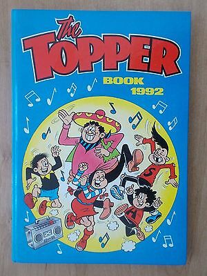 The Topper Book Annual 1992