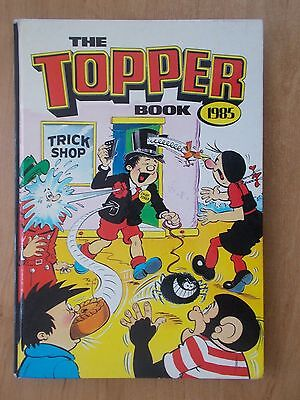 The Topper Book Annual 1985