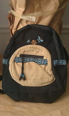 "Underrated Kids Girls Small Child Backpack Approx. 11"" X 10"""