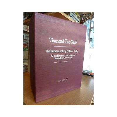 Time And Two Seats - Livre D'occasion