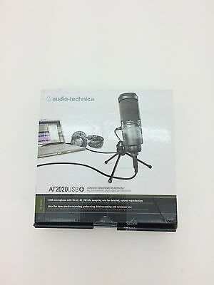 Cardioid Condenser Microphone by Audio-Technica