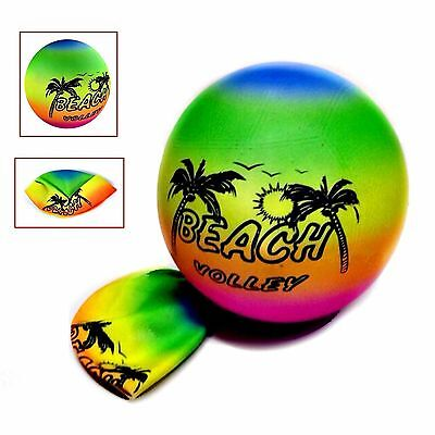 Summer Beach Ball Inflatable Pool Swim Rubber Beach Volleyball Football Beach