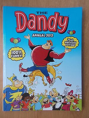 The Dandy Annual 2012