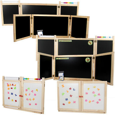 holz kinder maltafel kindertafel magnettafel kreidetafel schultafel tafel spiel eur 9 71. Black Bedroom Furniture Sets. Home Design Ideas