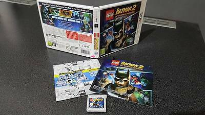 JEUX NINTENDO 3DS LEGO BATMAN 2 DEC SUPER HEROES  ( vers fr.)