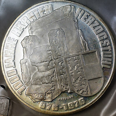 1976 Austria 100 Schillings 900 Years Carinthia Gem Proof Silver Coin