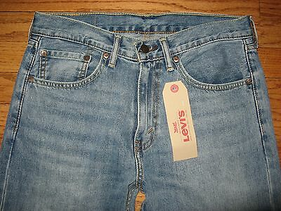 New with tags Men's Levi's 505 Regular Fit Straight Leg Jeans size 31 x 30  $59