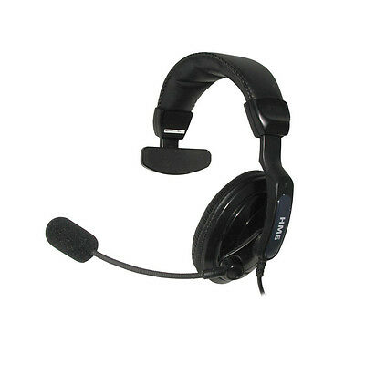 HME HS14 Single Muff Intercom Headset