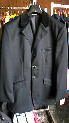 Men's Mears Black Malvern Competition Jackets